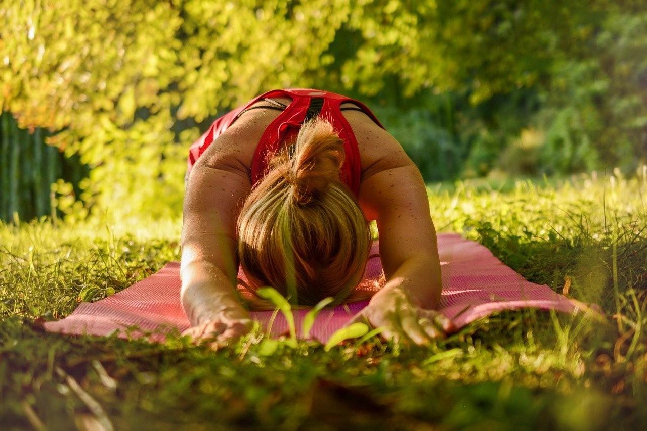 Yoga Schnupperstunde Auf Der Burmschen Wiese Dein Verl